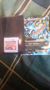 Omega ruby with mega Charizard limited time