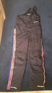 Polaris snowmobile pants -Large - heavy duty and warm (like new) London Ontario image 1