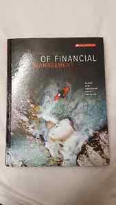 Foundations of Financial Management- Hardcover Kingston Kingston Area image 1