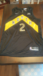 BRAND NEW TORONTO RAPTORS BASKETBALL JERSEY
