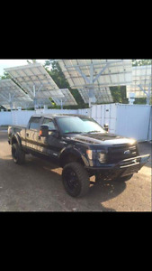 2013 Ford F-150 SuperCrew Black Pickup Truck