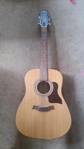 Sx20 series custom made 12 string guitar