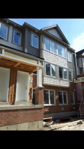 *Will work with Agent*  Selling New build Town home North Oshawa