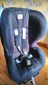 Britax black car seat