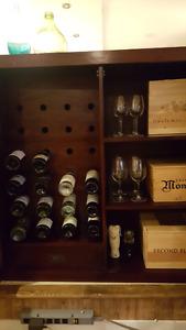 Wine Storage Cupboard