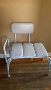 Adjustable Shower Bench Chair