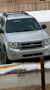 AWD 2008 Ford escape with remote starter