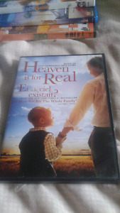 Heaven is for real dvd movie