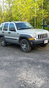 2007 Jeep Liberty basic SUV, Crossover
