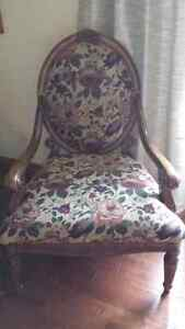 Accent chairs (2)