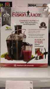WEEKEND SPECIAL Sale: Fusion juicer As Seen on TV PRODUCT