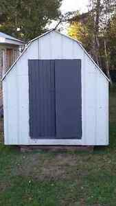 8*8 Shed