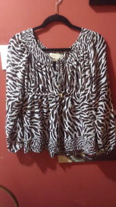 Small Michael Kors, Hollister, & Abercrombie&Fitch Blouses