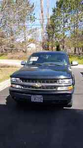 2002 Chevrolet Truck For Sale