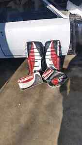 Vaughn vision goalie set