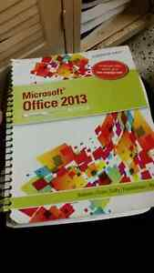 Office administration Microsoft office book