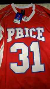 CAREY PRICE Jersey - NHLPA  Montreal Canadiens #31 Large