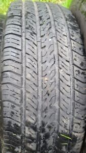 """Set of 4-215/65/16"""" Michelin Tires..(Mud & Snow)"""