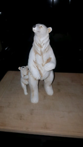 More Polar Bears For Sale - Mother & Cub.