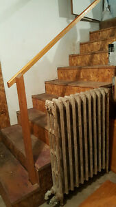 Cast iron radiator for sale