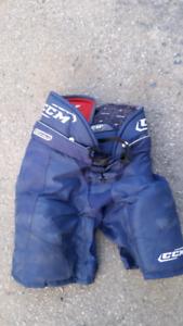 CCM youth XL hockey pants