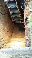 COLLAPSED SEWER LINE REPAIR!