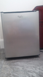 Brand new 2.7 cu ft Whirlpool Mini Fridge