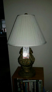 Never been used lamp.