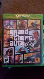 Grand Theft Auto 5 for Xbox One new and sealed for trade