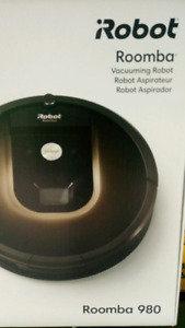 iRobot Roomba 980 - New Sealed - Only $900