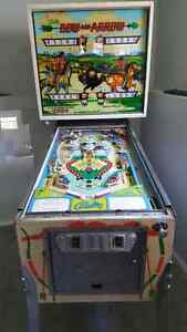 Bally Bow and Arrow Pinball Machine