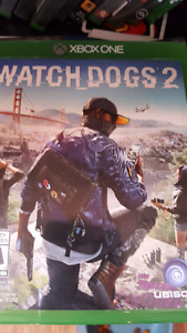 Watch dogs 2 with book guide and robot!