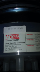 Vapac steam cylinder