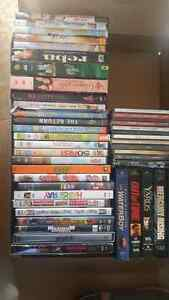 Assorted DVDs, CDs and VHS Cambridge Kitchener Area image 1