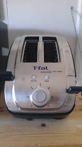 Grille pain T-fal comme neuf
