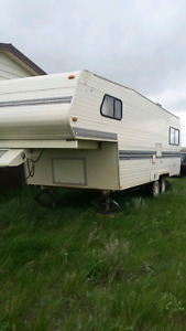 5th wheel camper for sale