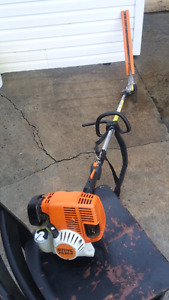 Taille Haie STIHL FS90R Tete 0 a 135 Ajustable Hedge Trimmer