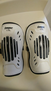 Cooper CSL Youth Shin Pads