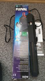 Fluval E300 digital heater