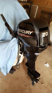 20hp mercury four stroke