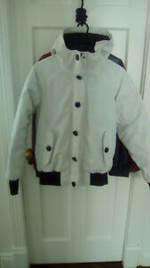 Manteau North face blanc