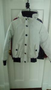 Manteau North face blanc