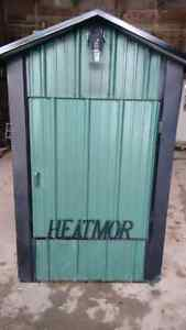 Heatmor outdoor furnace boiler
