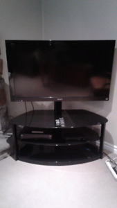 Sony Bravia 46' TV and Stand