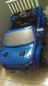 Fisher-Price Power Wheels Ford F-150 Kids Truck Parts