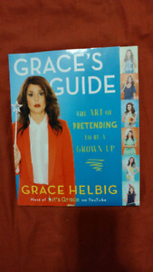 Grace signed book!
