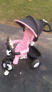 2in1 Stroller.tricycle