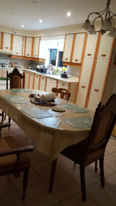 ONE BEDROOM FOR RE ( IMMEDIATE), SEPTEMBER 1st ( SINGLE PERSON )