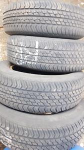 4 pneus d'été 185/70r14