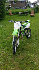 2001 KX100 for sale
